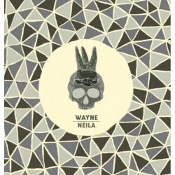 Wayne  / Neila  ‎· Split (clear)