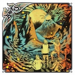 Brutus · Behind the Mountains LP (Turquoise)