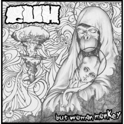 GUM · But Woman Monkey  LP (Black)