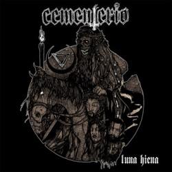 CEMENTERIO · LUNA HIENA  (LP BLACK)