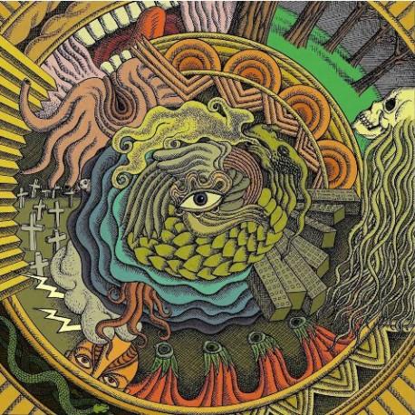 """ATAVISMO / GRAJO - Split EP - 7"""""""