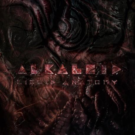 Alkaloid - Liquid Anatomy DOUBLE LP GATEFOLD COLOURED