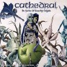 Cathedral - The Garden of Unearthly Delights - 2LP Clear With White & Green Splatter Vinyl -
