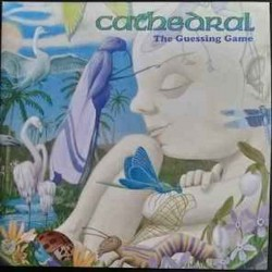 Cathedral - The Guessing Game - 2LP Clear With White & Blue Splatter Vinyl