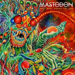 Mastodon - Once More 'Round The Sun 2LP
