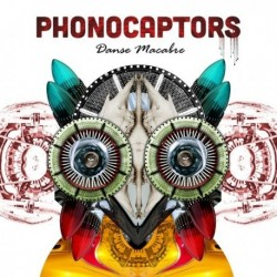 Phonocaptors ‎– Danse Macabre (LP Green)