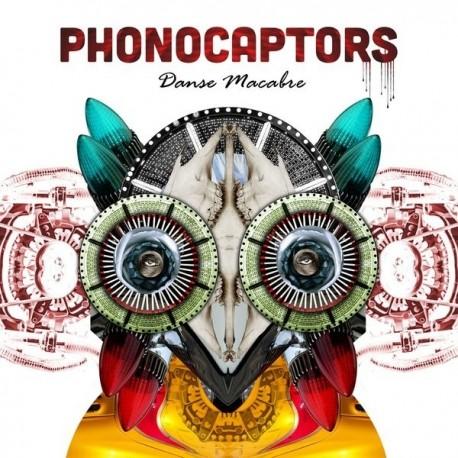 Phonocaptors – Danse Macabre (LP Green)