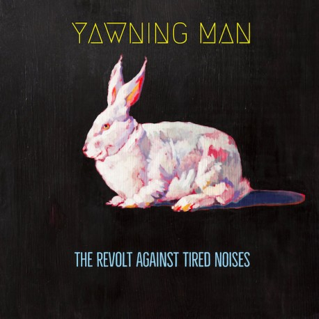 Yawning Man - The Revolt Against Tired Noises LP Blue/Red Half
