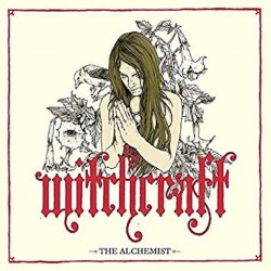 Witchcraft - The Alchemist LP Gatefold