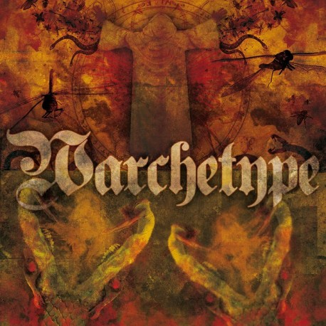 Warchetype · Lord Of The Cave Worm LP (orange)