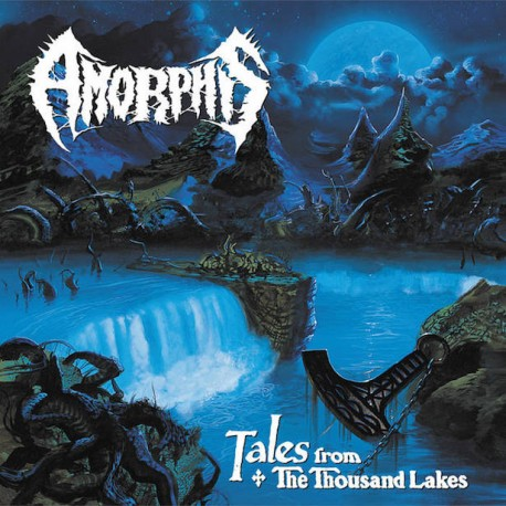Amorphis  - Tales From The Thousand Lakes Reissue