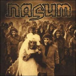 Nasum - Inhale / Exhale LP