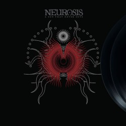 Neurosis - A Sun That Never Sets Reissue 2LP Oxblood / Black Half 'n Half 180 Gram