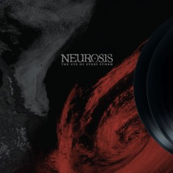 Neurosis - The Eye of Every Storm Reissue 2LP Oxblood / Black Half 'n Half 180 Gram