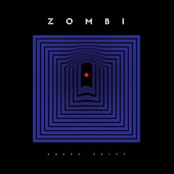 Zombi - Shape Shift 2LP Black Inside Blood Red