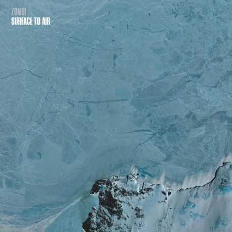 Zombi Surface to Air LP Grey