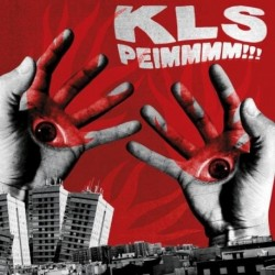 "KLS  ‎– Peimmmm!!! (10"" Red)"