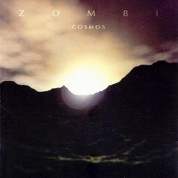 Zombi - Cosmos 2LP Swamp Green