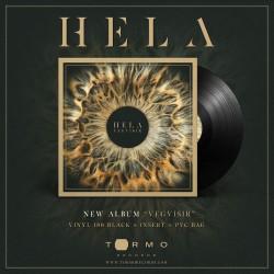 HELA · Vegvísir (Black)