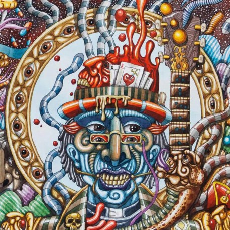 ELECTRIC BELT - NEVER SEEN THE DEVIL (cd)