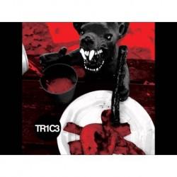 """TR1C3 (7"""" Black)"""