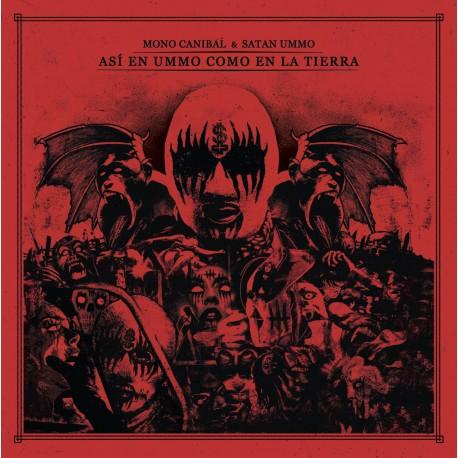 Mono Canbal & Satan Ummo-Asi en Ummo como en la Tierra