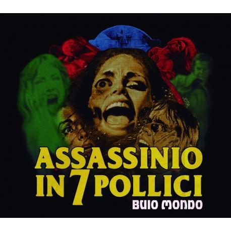 BBUIO MONDO - ASSASINIO IN 7 POLICCI