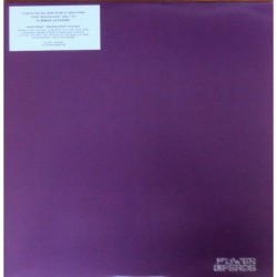 Tony Adolescent And Flower Leperds ‎– Purple Reign (LP Black)