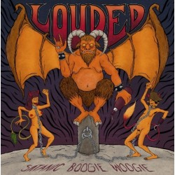 LOUDED · Satanic Boogie Woogie LP (black)