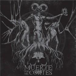 Muerte Por Mil Cortes · S/T LP (Black)