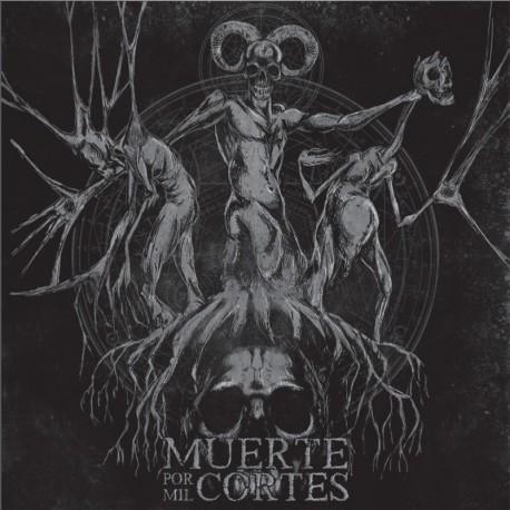 Muerte Por Mil Cortes · S/T LP (Speckles)