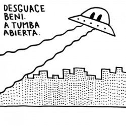 Desguace Beni · A tumba abierta