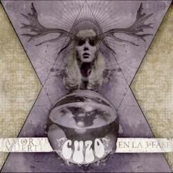 Cuzo · Amor y muerte en la 3ª fase LP (black)