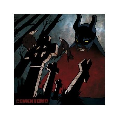 Cementerio · S/T LP (black)