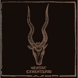 Cementerio / Mentat · Split LP (black)