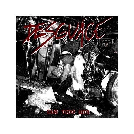 Desguace · Casi Todo Hits LP (black)