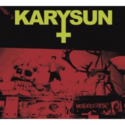 Karysun · Interceptor LP (transparent red)