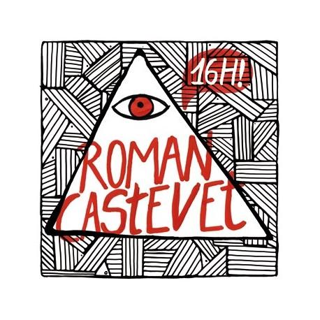 Roman Castevet · 16 H! (black)