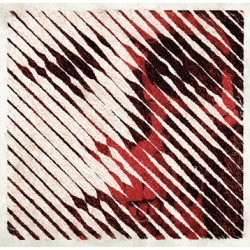Sofy Major · Permission To Engage 2xLP (splattered red and black)