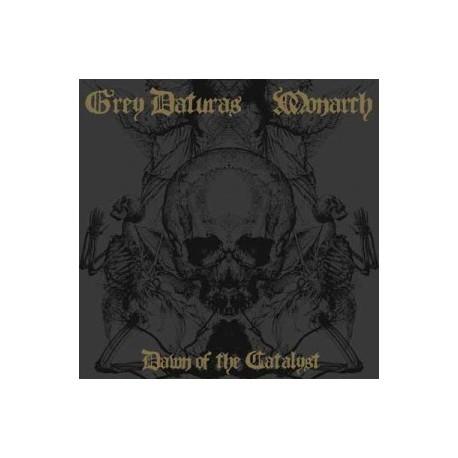 Grey Daturas / Monarch · Dawn Of The Catalyst LP