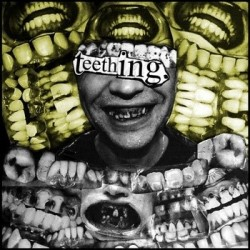 Teething ‎· Teething (black)