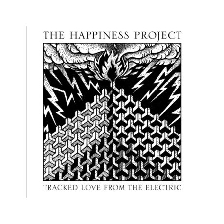 The Happiness Project · Tracked Love From The Electric (white)