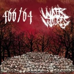 """466/64 / Under Vultures Split 10"""""""