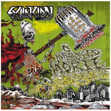 Extincion · O Martelo da Morte LP (black)