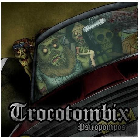 TROCOTOMBIX · Psicopompos LP (black)