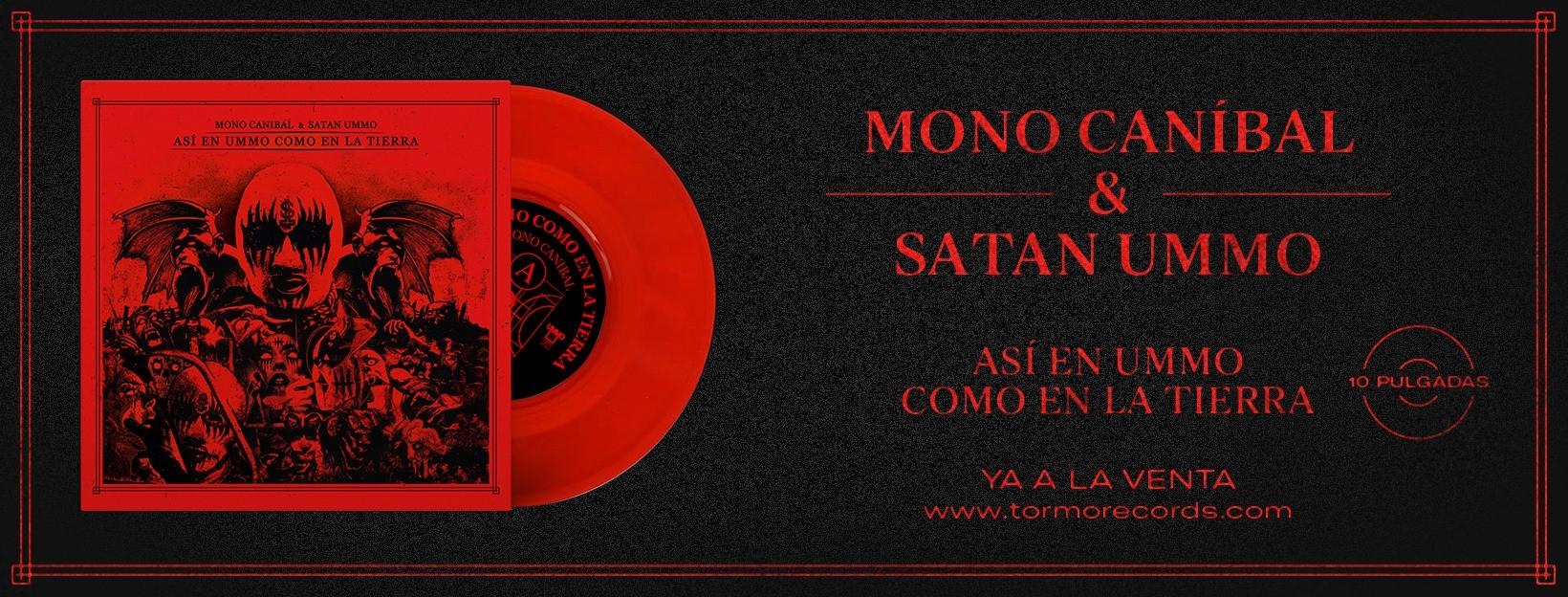Mono Canibal & Satan Ummo
